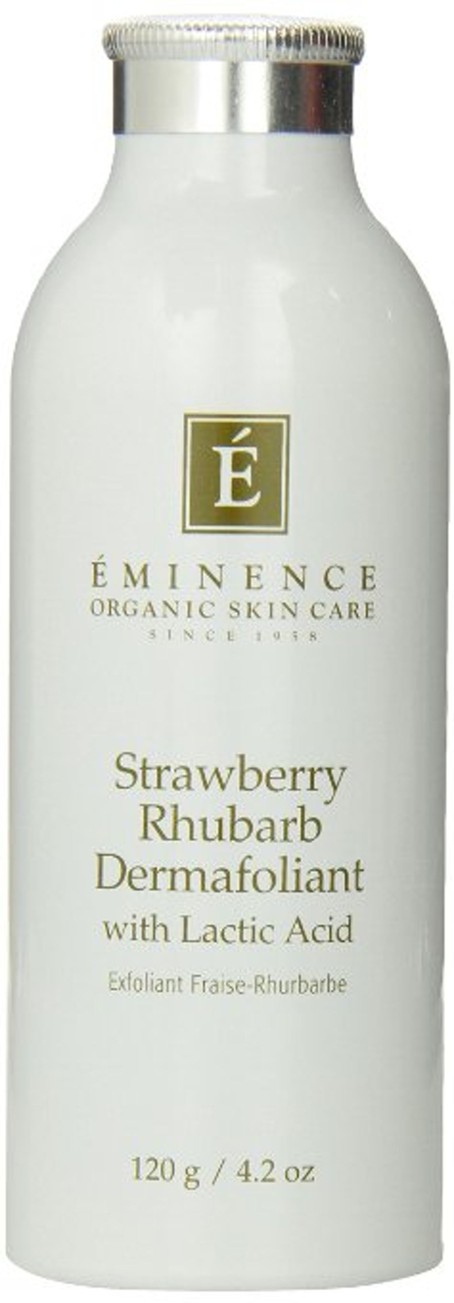 8 Hair Skin Products Pros Swear By But You Ve Never Heard Of Eminence Organic Skin Care Organic Skin Care Strawberry Rhubarb