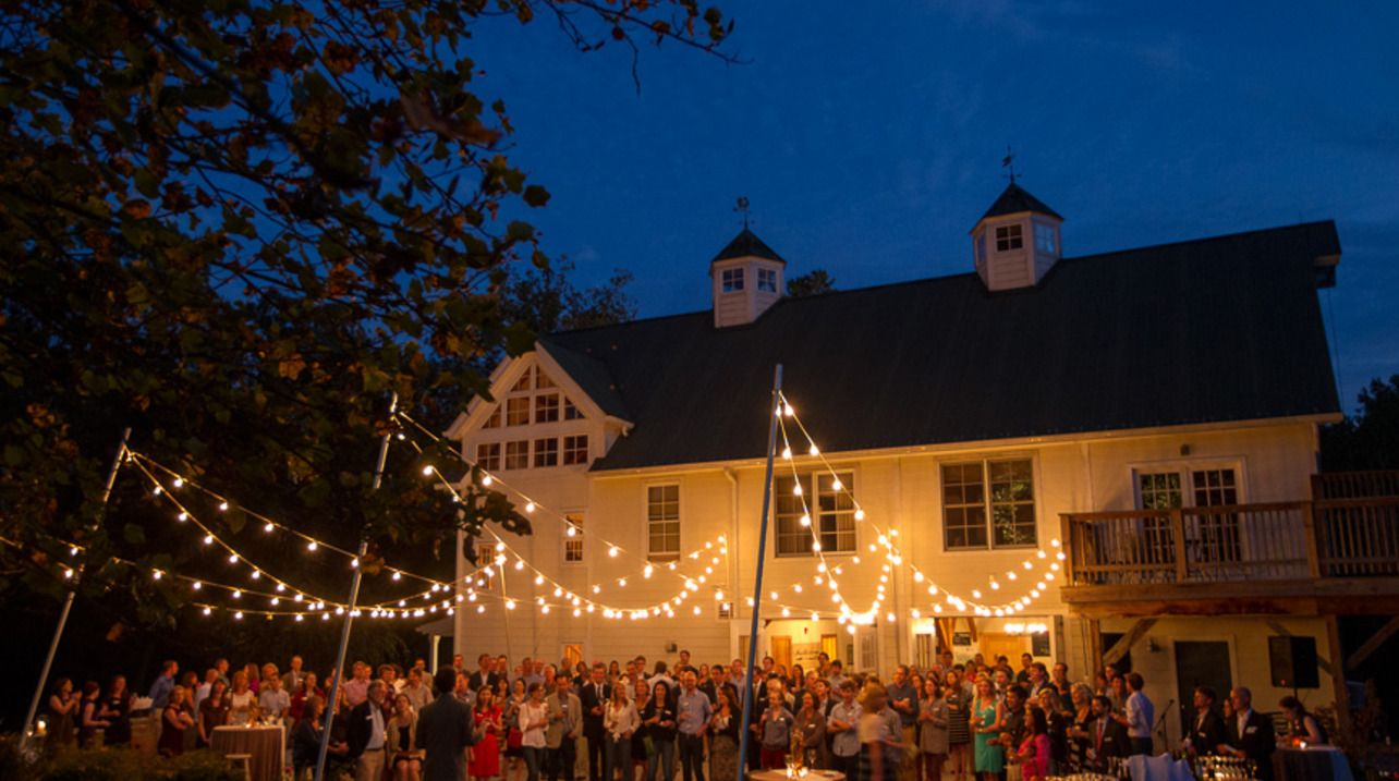 Vineyard Wedding Venues in Charlottesville Borrowed