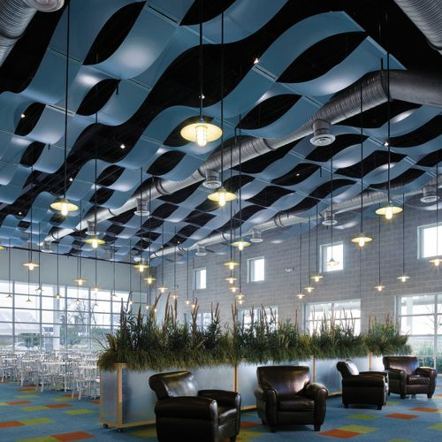 Canopy And Cloud Ceilings Armstrong Ceiling Solutions