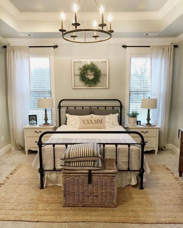 Small master bedroom decor ideas check the pin for lots of diy decorating bedroomdecor bedding also rh pinterest