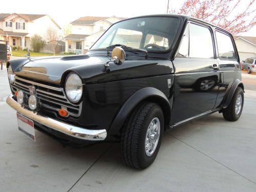 1970 Honda N600 | eBay | Too cool  | Honda, Honda cars, Kei car