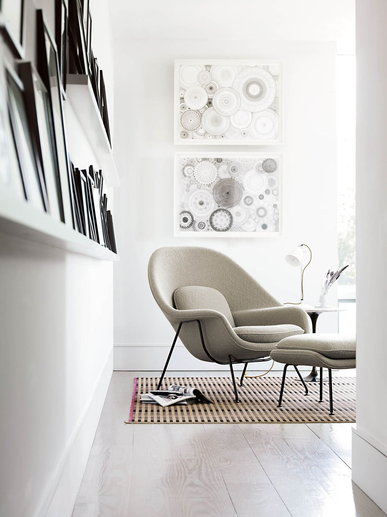 Dwr Womb Chair Swivel Meme Designwithinreach The Knoll Classics Sale At Love Furniture