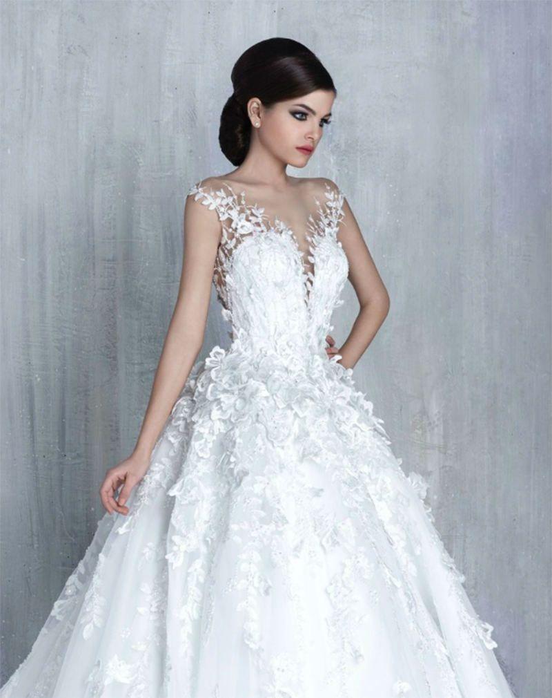 TONY CHAAYA 2016 BRIDAL | Princess wedding dresses www ...