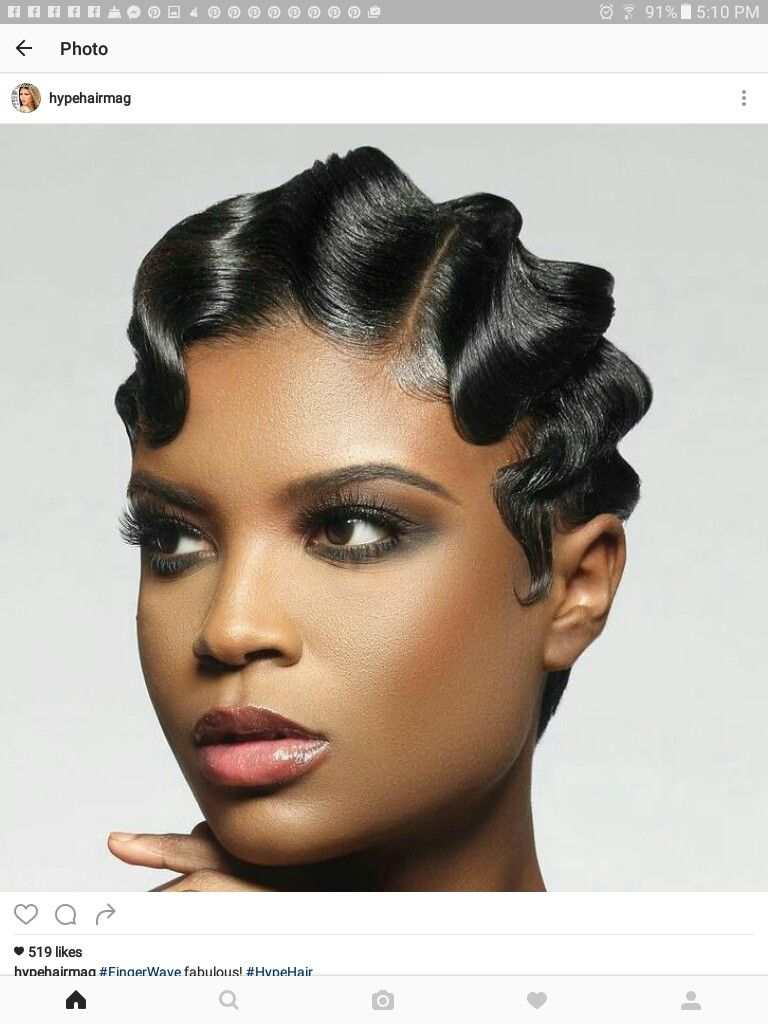finger waves …   projects to try in 2019   finger wave hair
