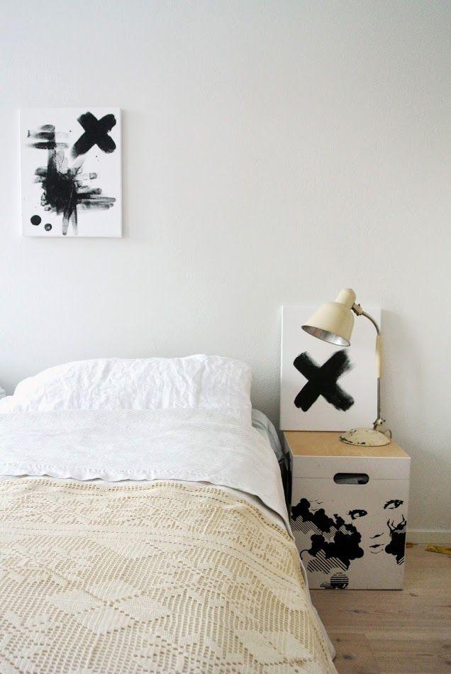 bedroom: new order