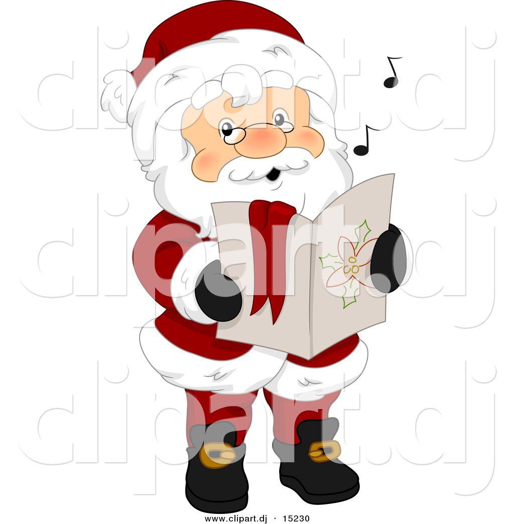 Christmas Carolers Clip Art   Christmas Carol Clip Art Vector ...