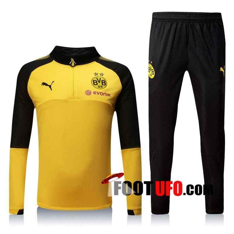 Borussia Dortmund /Écharpe en BVB S/üdtrib/üne Noir//Jaune
