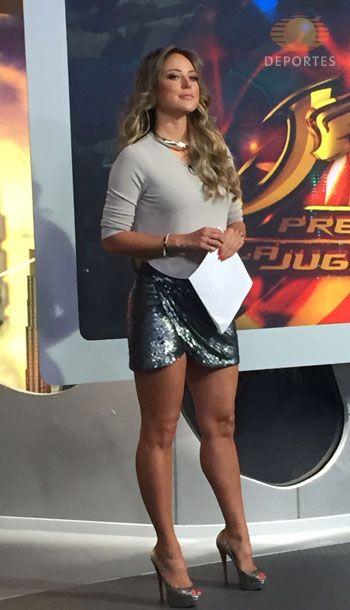Vanessa Televisa Deportes Traje De Bano Buscar Con Google