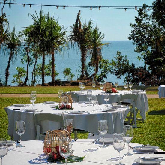 Outdoor weddings Northern Territory Style.   Outdoor