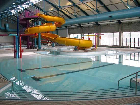 indoor aquatic center - Google Search | aquatic center | Pinterest