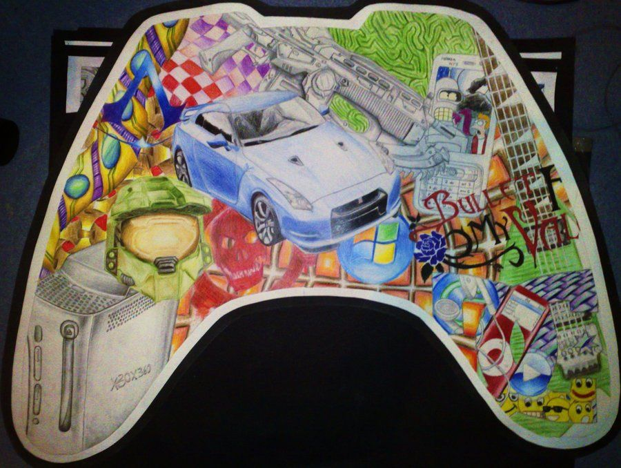 Need some Art coursework ideas please?