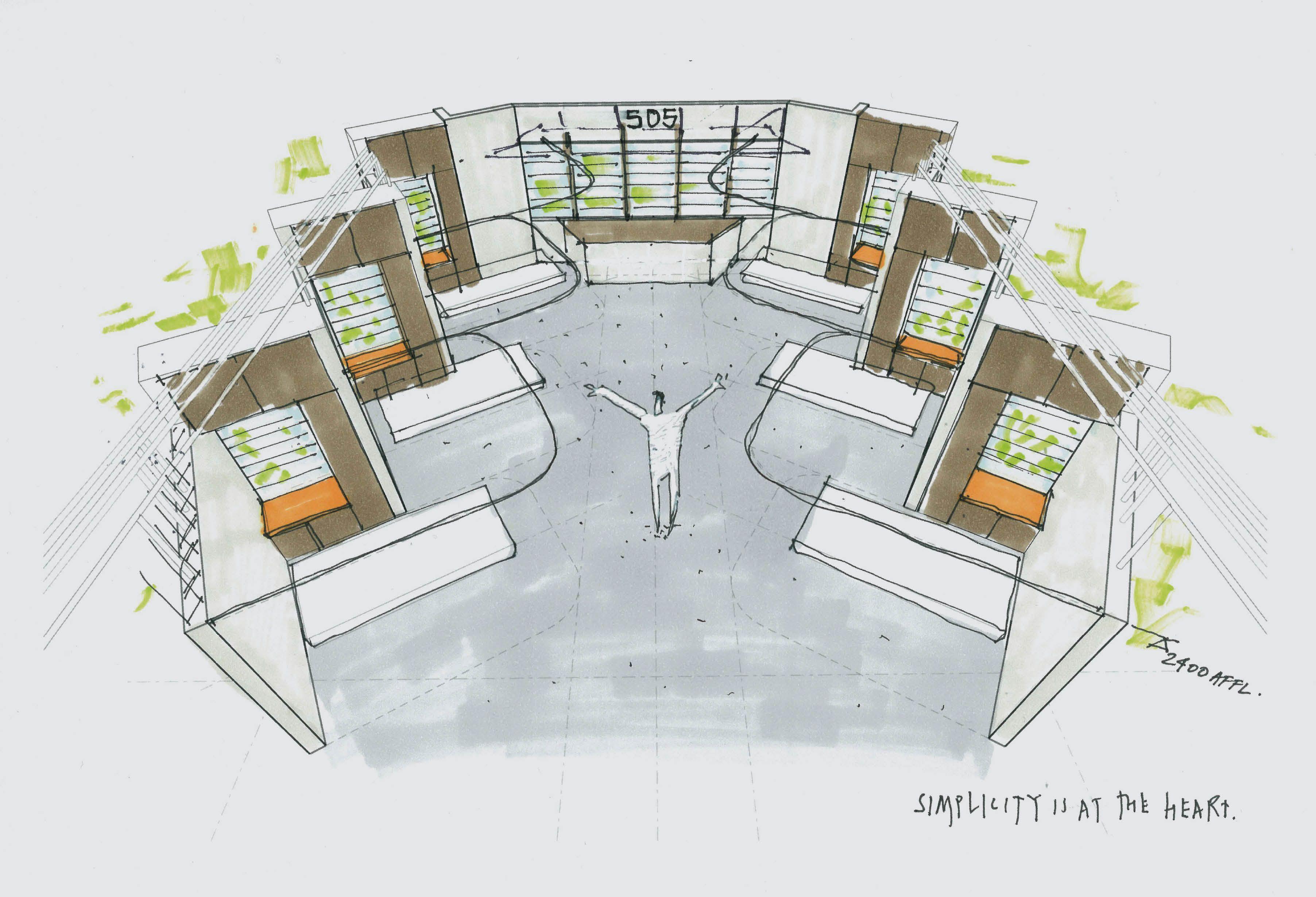 Decibel Architecture 187 Ng Teng Fong General Hospital