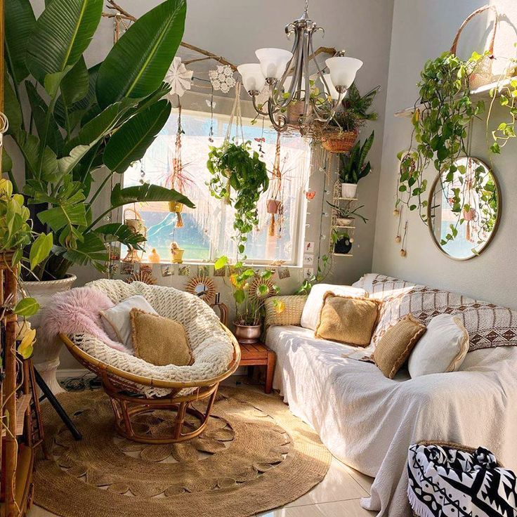 Living room design & decoration