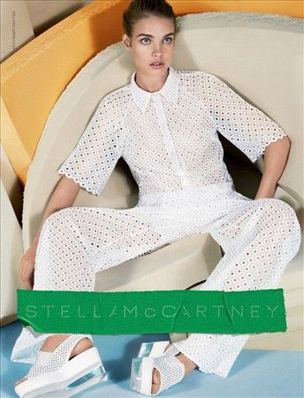 Style Blossoms: A Look at Spring 2013 Ads | Cotton Candy Magazine®