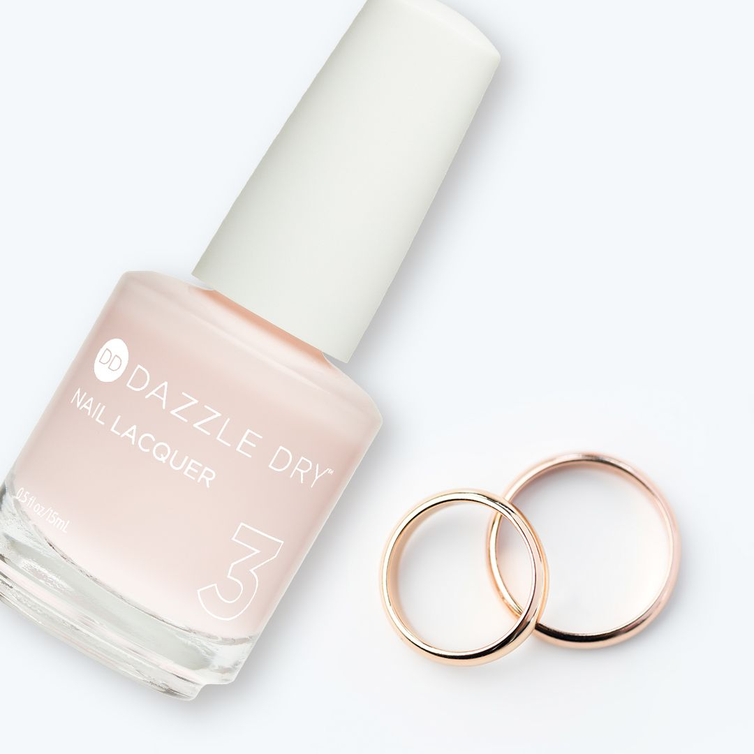 Here Comes The Bride With Some Awesome Nails: The Perfect Bridal Pink Is Here! Get Prima Ballerina At