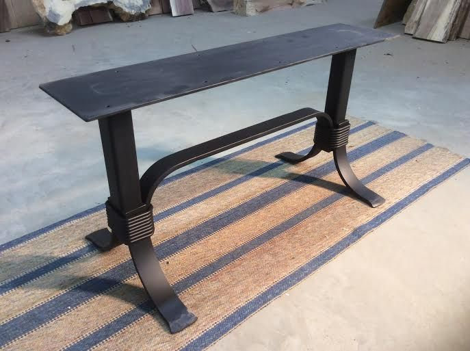 Agréable Table Base Legs #6: Ohiowoodlands Coffee Table Base. Steel Coffee Table Legs. Accent Table Base.  Coffee Table