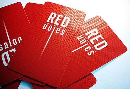 35 inspiring red business cards bisness card pinterest 35 inspiring red business cards reheart Images