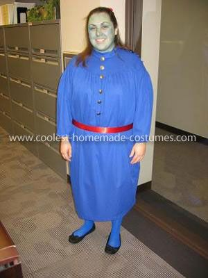 Violet Beauregarde Original