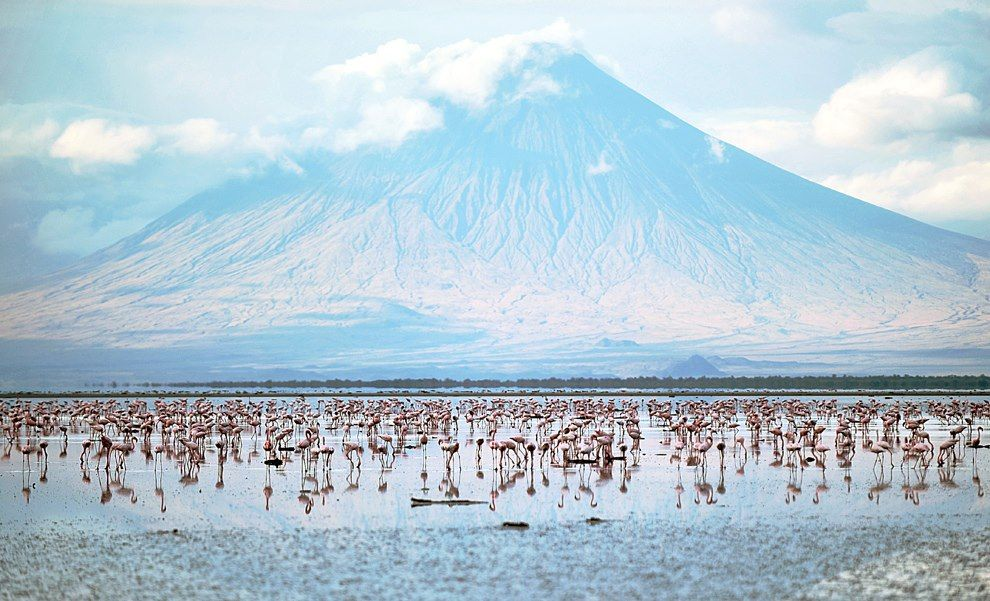 Lake Natron.... one of the most amazing places I've ever been.