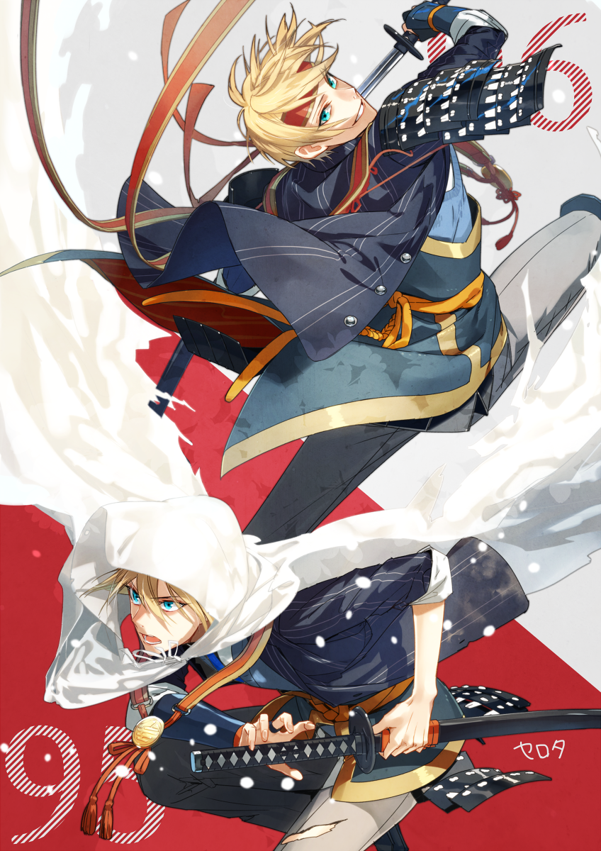 セロタ on | touken ranbu | pinterest | sword, touken ranbu, dan anime