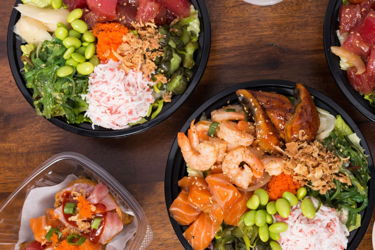 Wallingford S Beloved Poke Shop Expands To South Lake Union Seattle Met Whole Food Recipes Seattle Restaurants Food