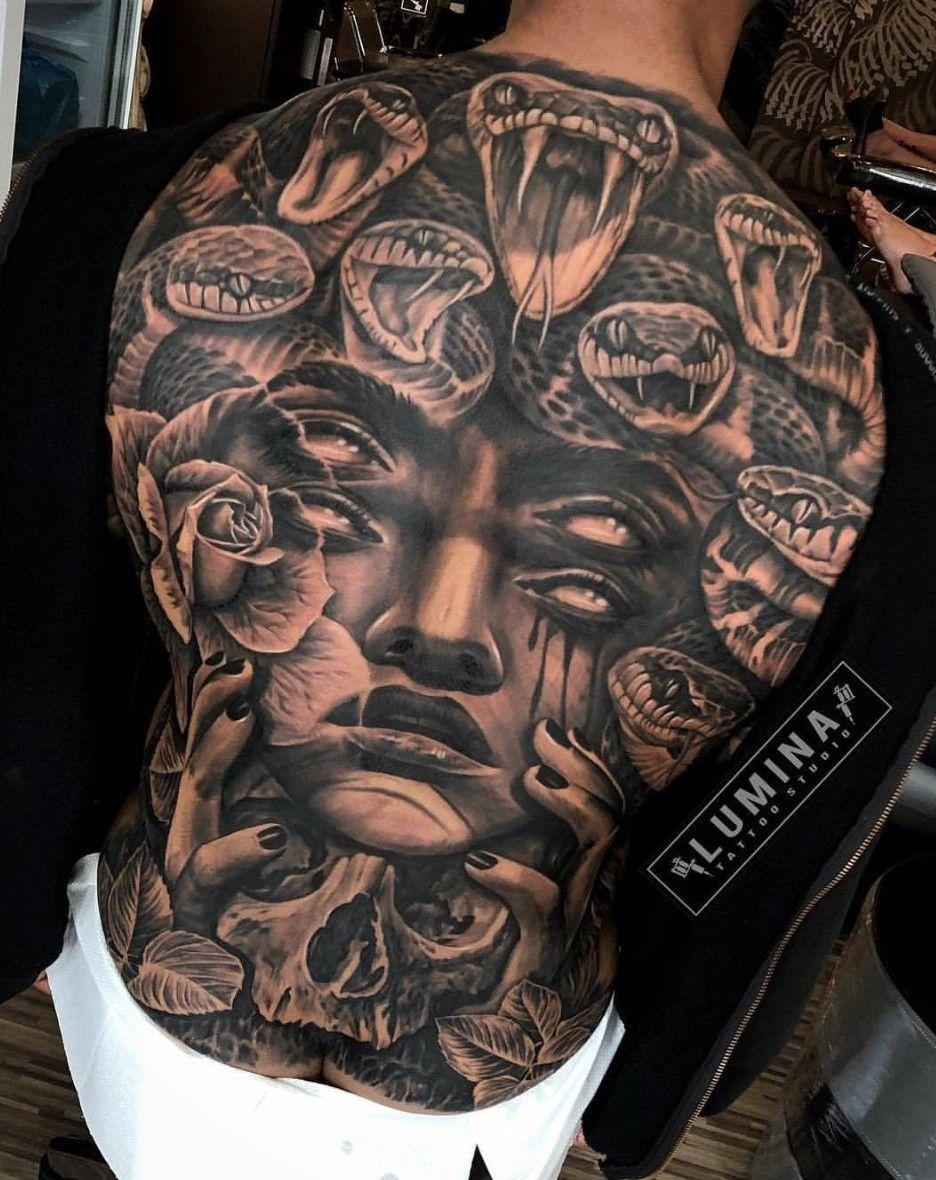Pin on Realistic tattoo men