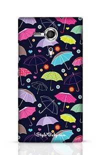 Umbrella Sony Xperia SP Phone Case