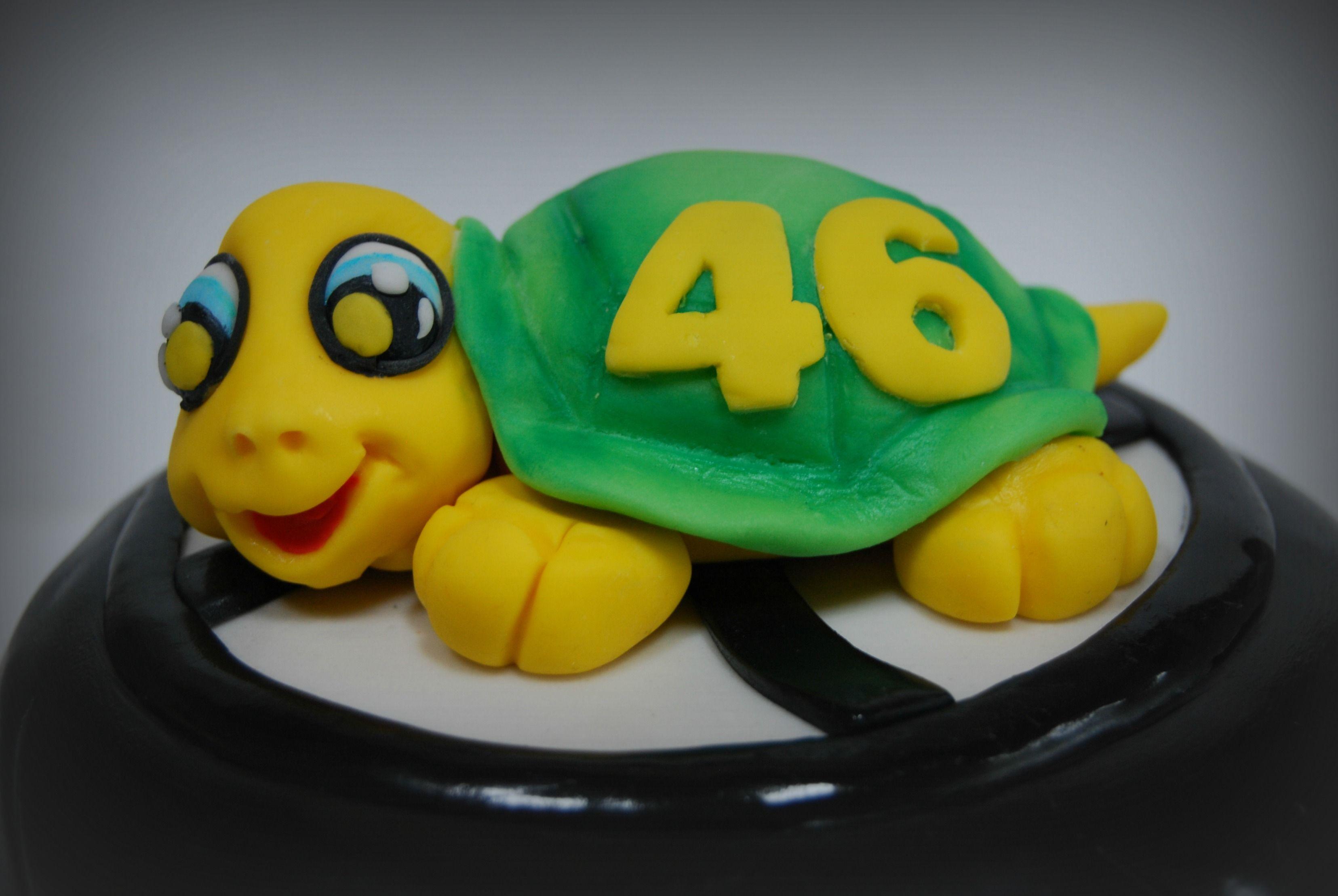 Valentino Rossi Cake