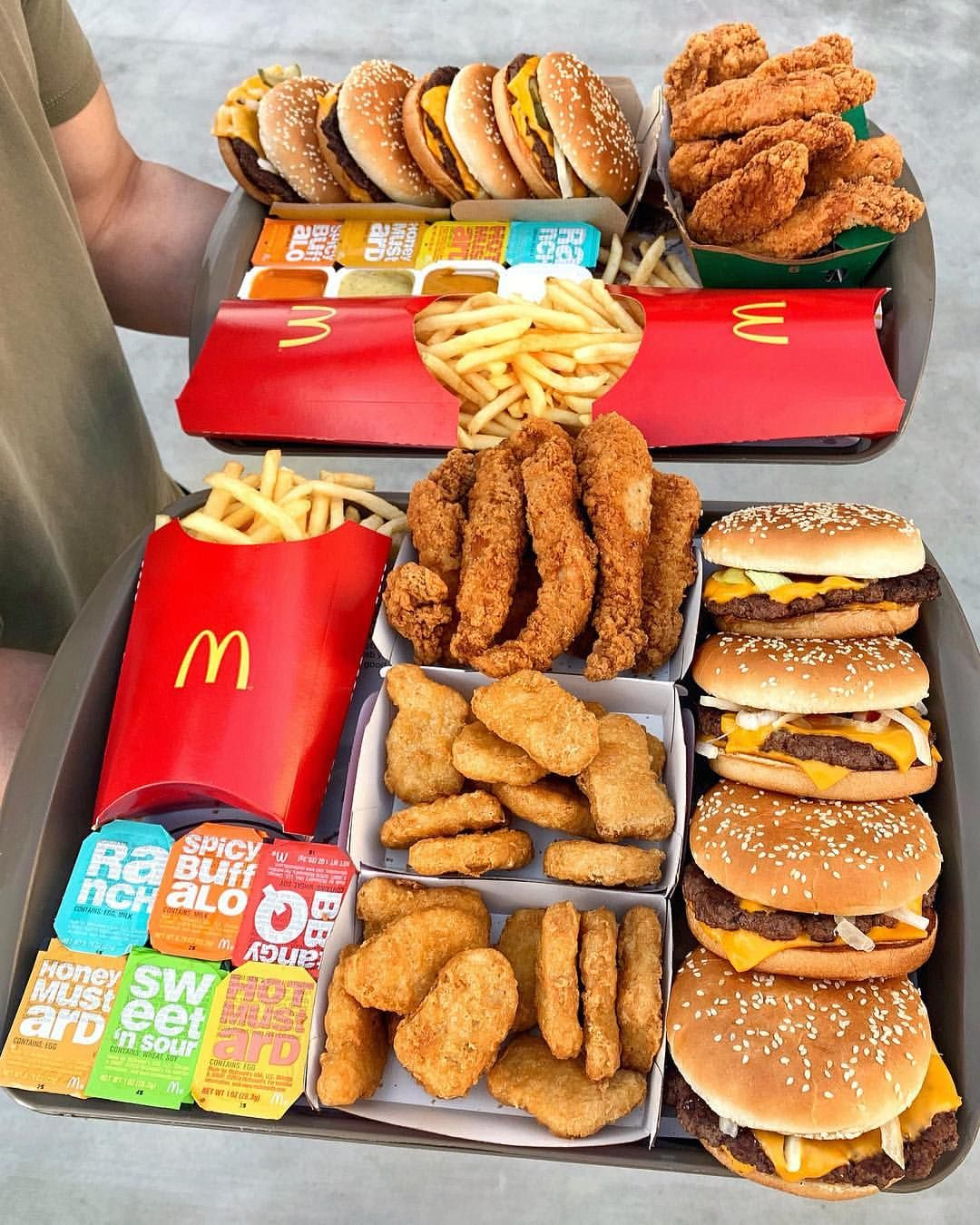 mcdonalds | Food cravings, Amazing food, Aesthetic food