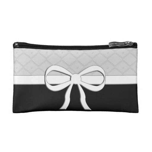 Little Black Dress Bag Makeup Bags