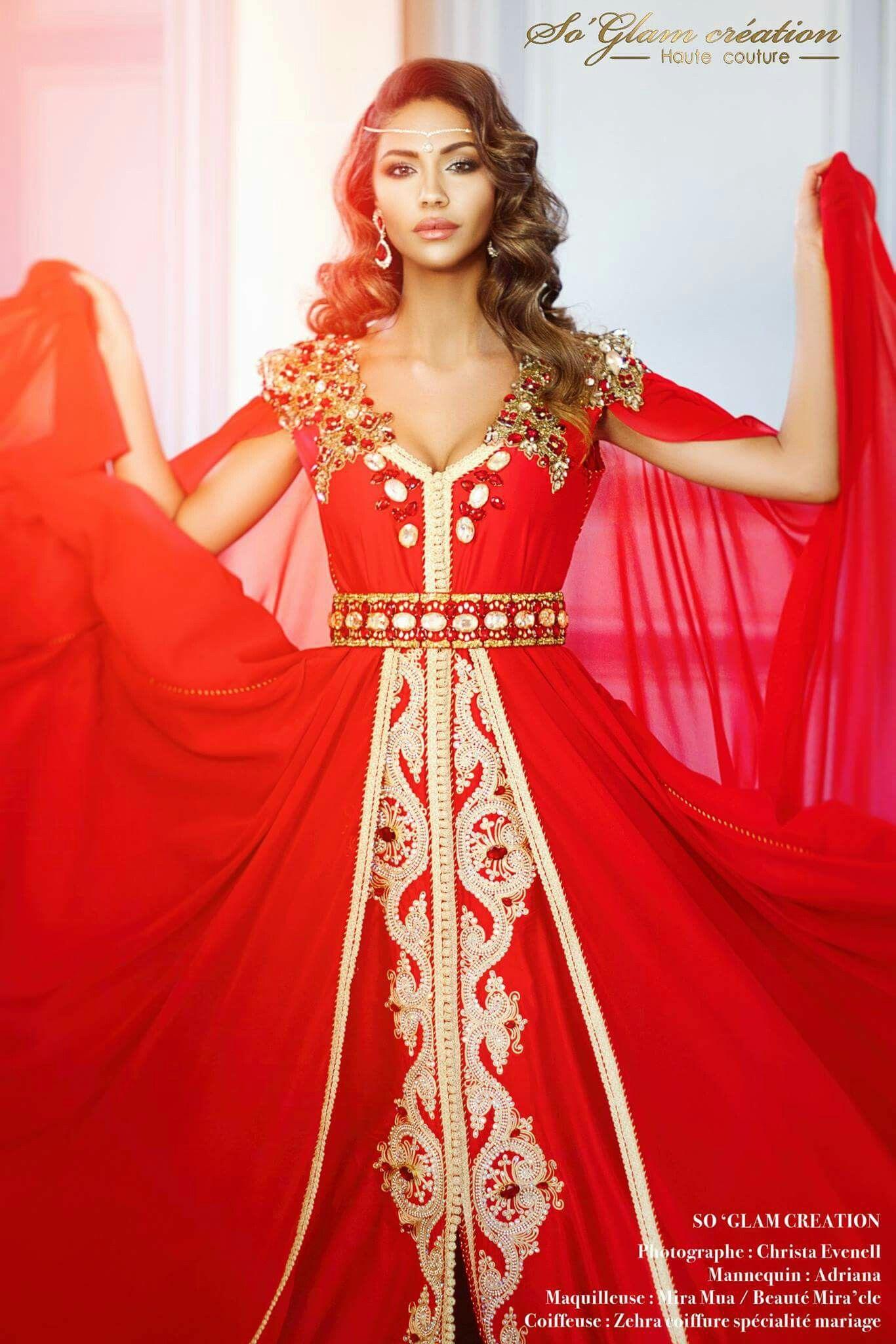 Traditional tunisian wedding dress  ShaguftaHussein  Lieblinsoutfits  Pinterest  Caftans Kaftan and
