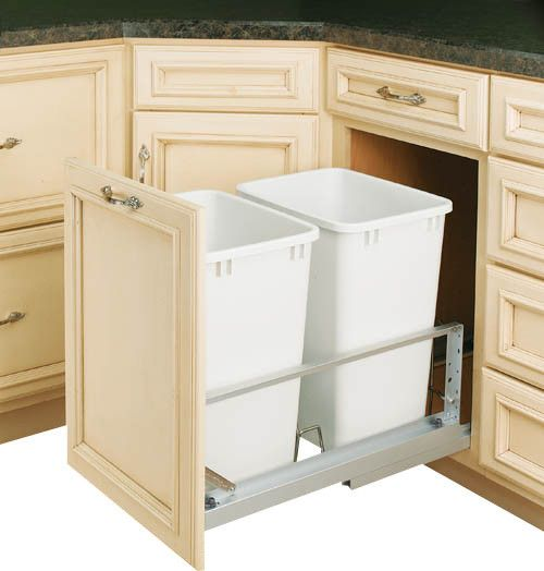 useful kitchen trash cans lovely kitchen design ideas with kitchen