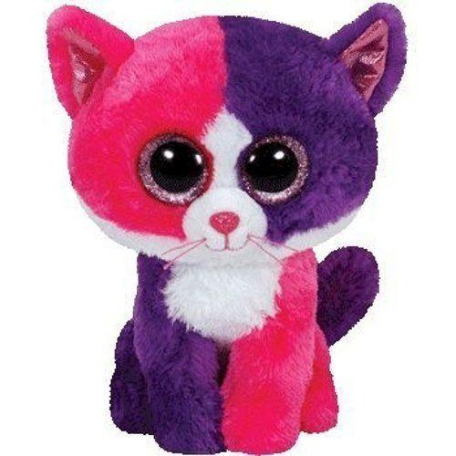 60cbce69131 Beanie Boo Cat - Pellie - 15cm 6