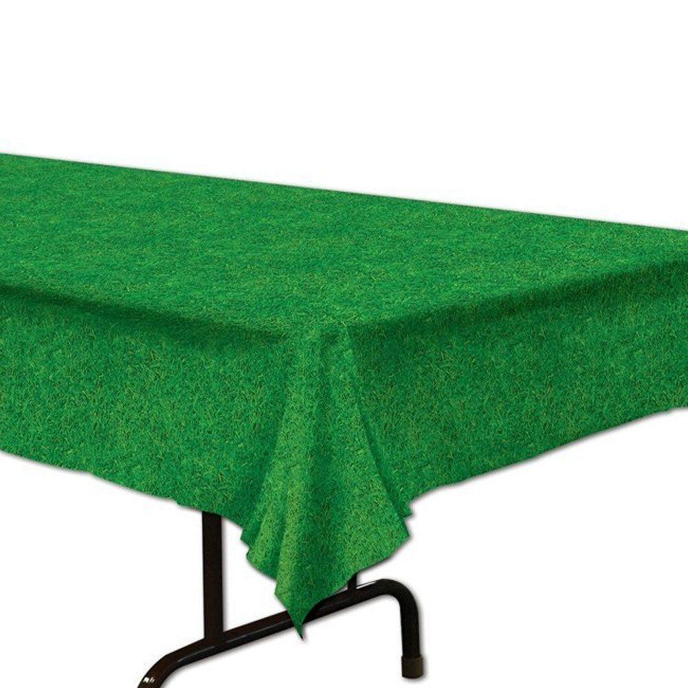 Grass Plastic Rectangle Table Cover