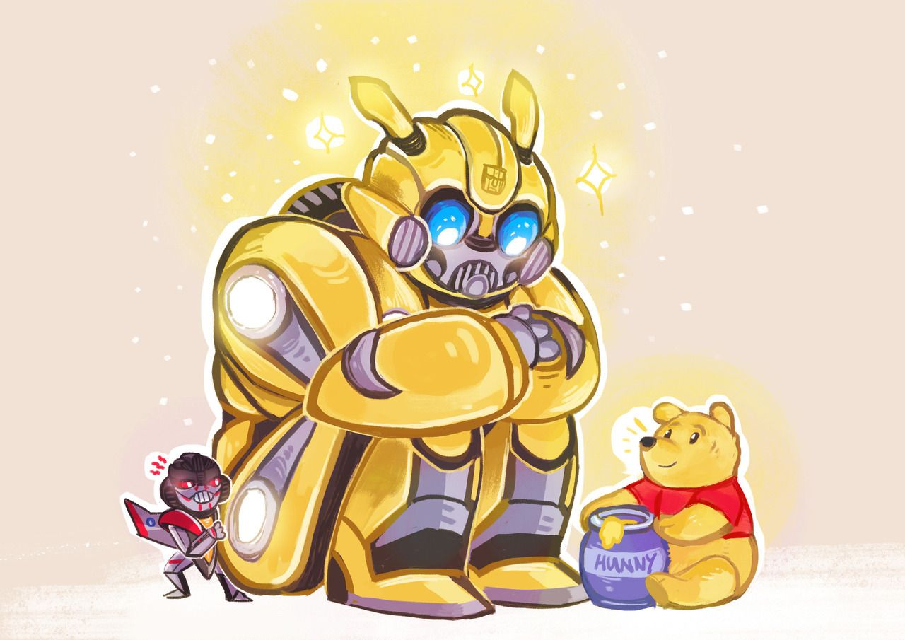 My Body Is Ready For Feel Good Season 2018 Transformers Artwork Transformers Art Transformers Bumblebee