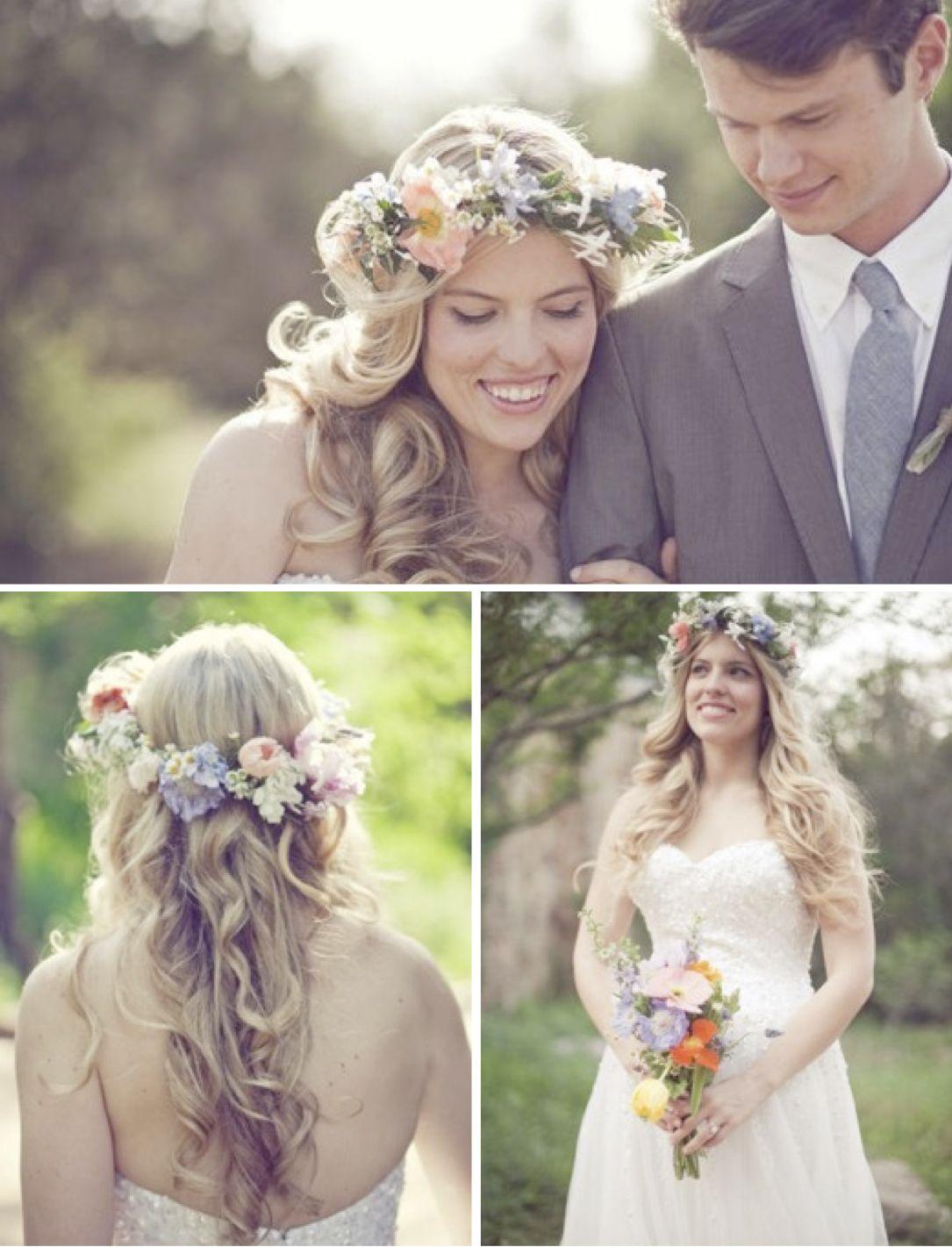 beautiful boho flower crowns diy tutorials flowers