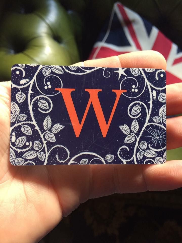 Found A Waterstones Gift Card In Glasgow City Centreive Checked