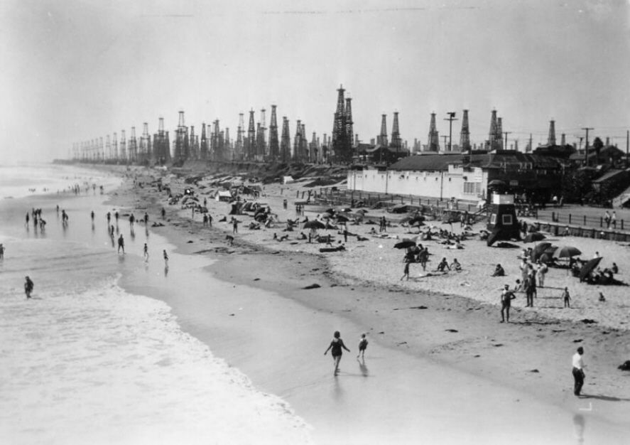 Huntington Beach back in the day and how I remember it
