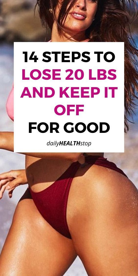 14 steps to lose weight and keep it off for good | how to lose 10 pounds in a week | how to lose 10...