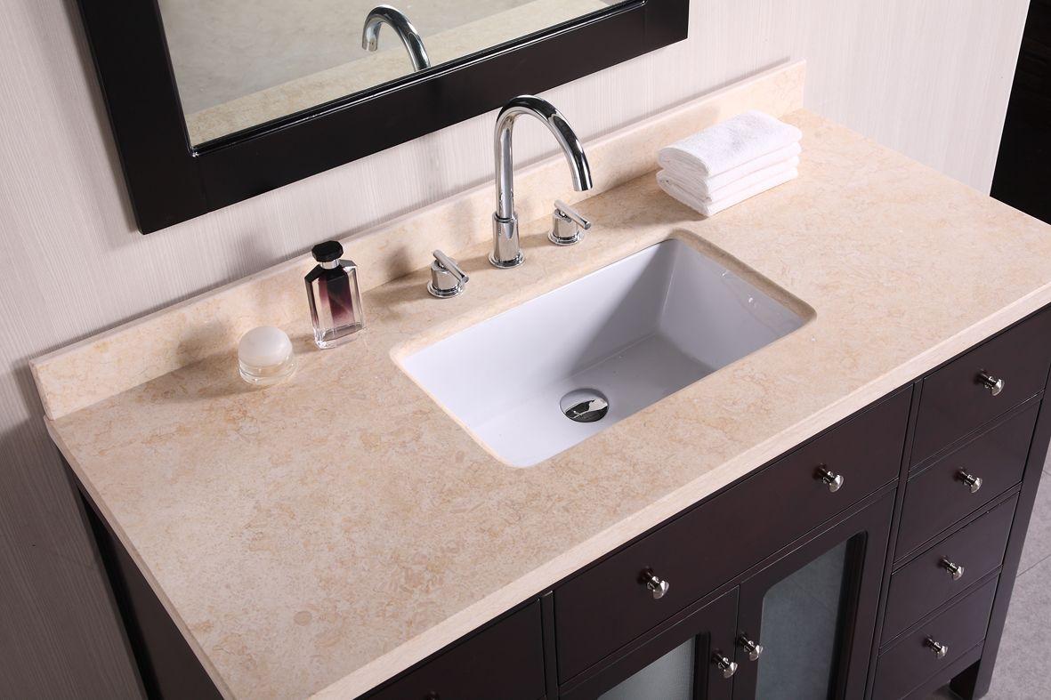 Good 42 Granite Vanity Top With Sink