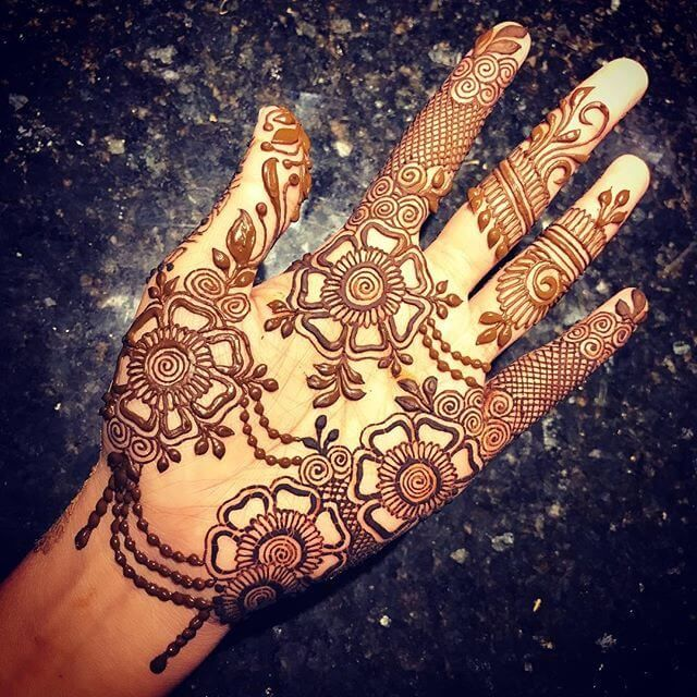 Full hand floral mehndi design also designs to enhance the beauty of your hands and feet rh pinterest