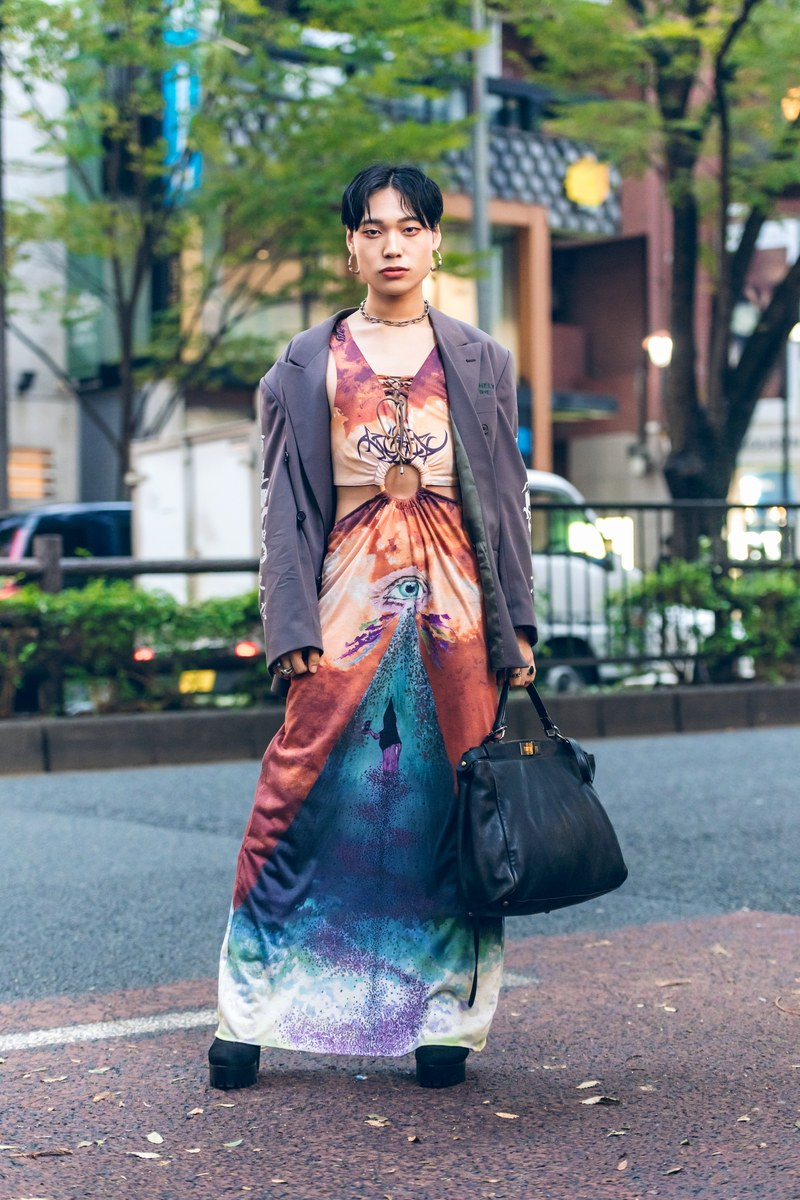 The Best Street Style From Tokyo Fashion Week Spring 2020 | Vogue