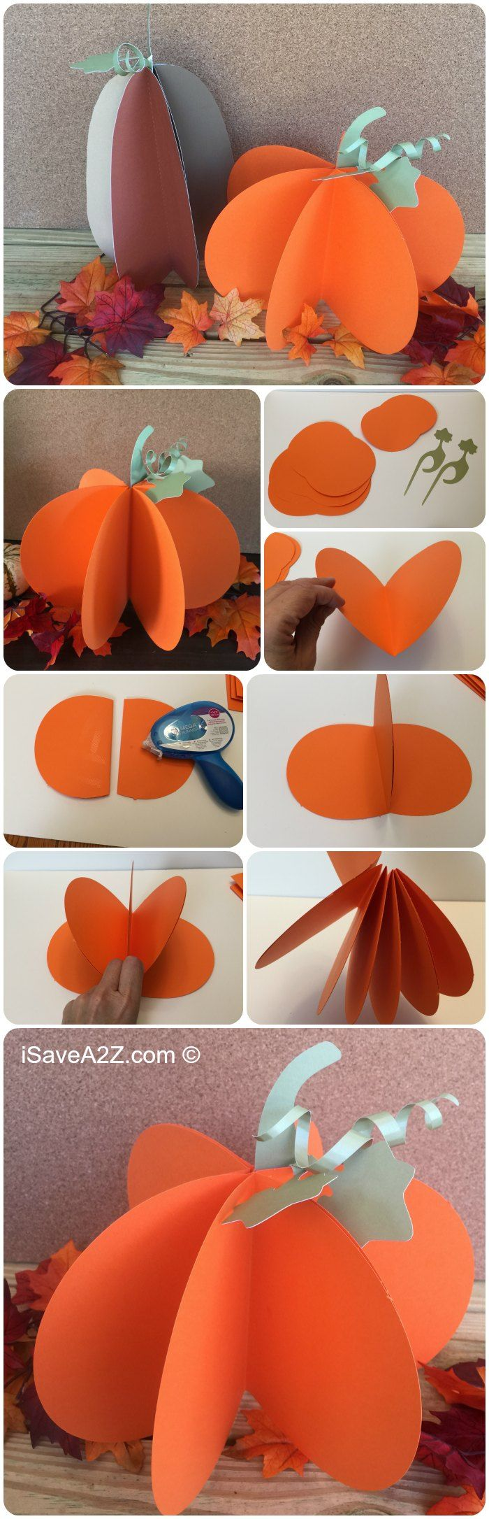 Thanksgiving Day Paper Craft Decoration Ideas That Dont Attract Pests Ad Decoratewithorkin