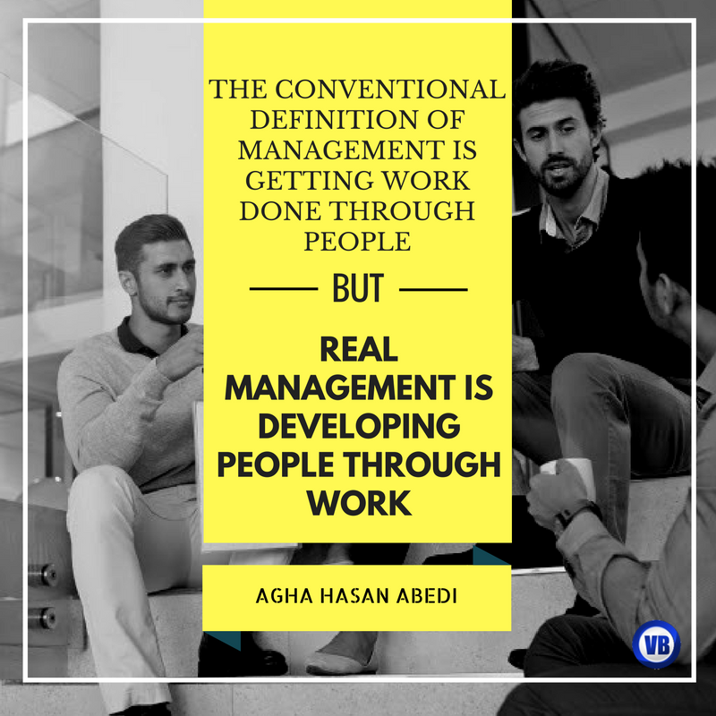 Quote HR People development Management Talent