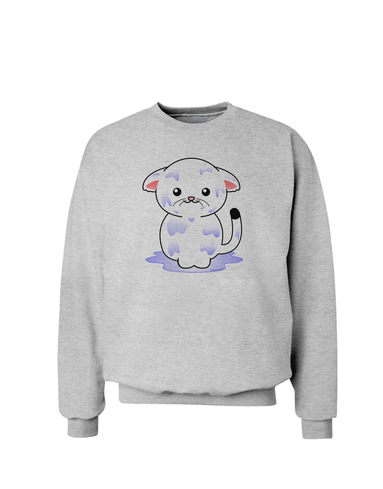 TooLoud Wet Pussycat Sweatshirt