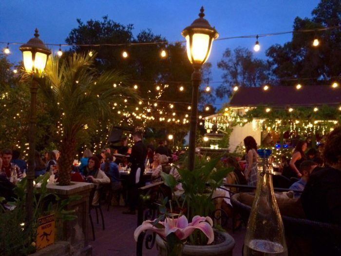 Try These 10 Southern California Restaurants For A Magical Outdoor