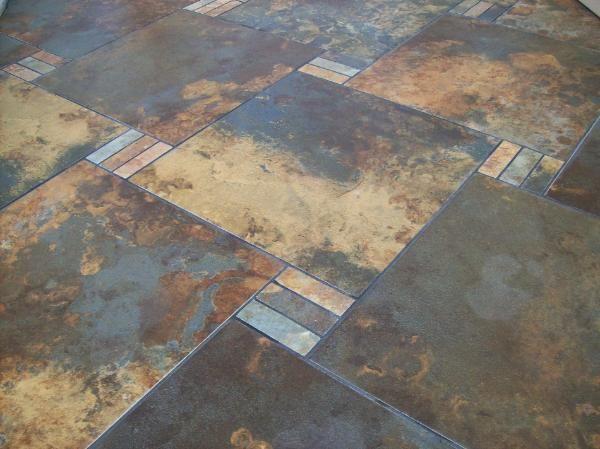 Slate Kitchen Floor Ideas Tile Flooring