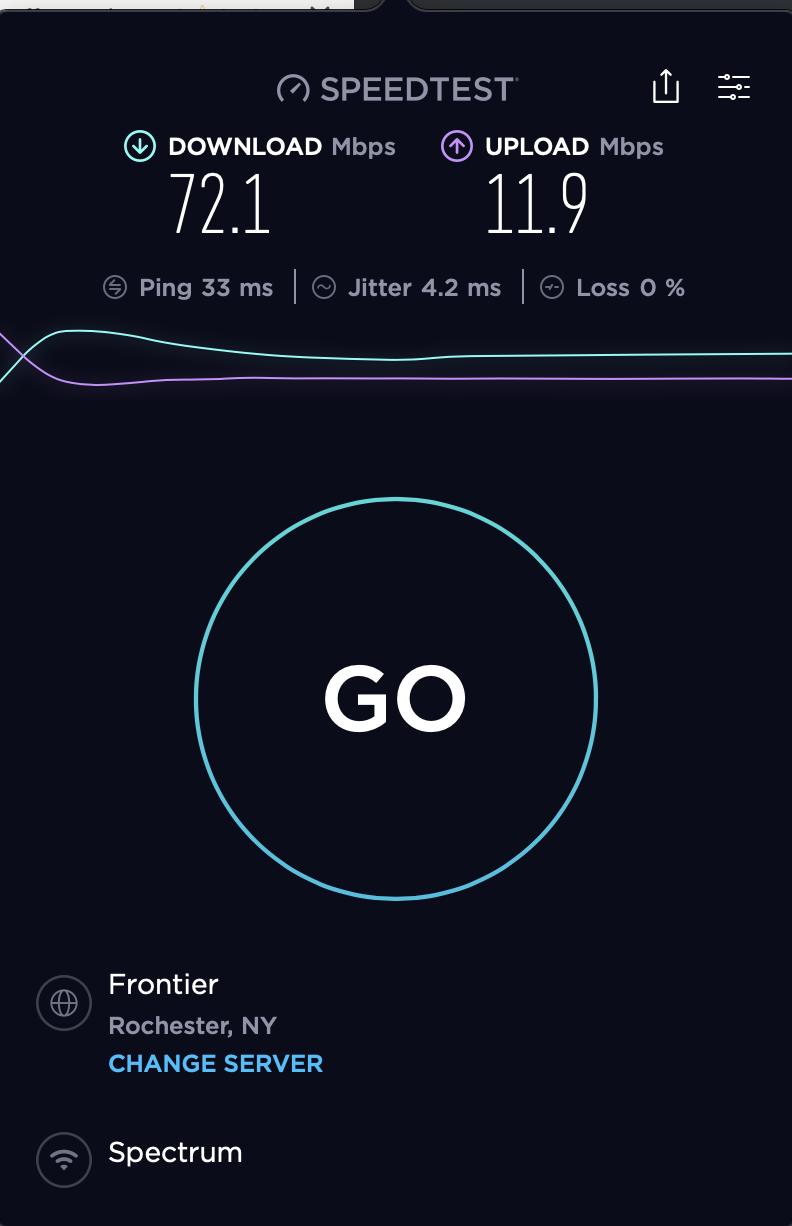 test your internet speed spectrum لم ...
