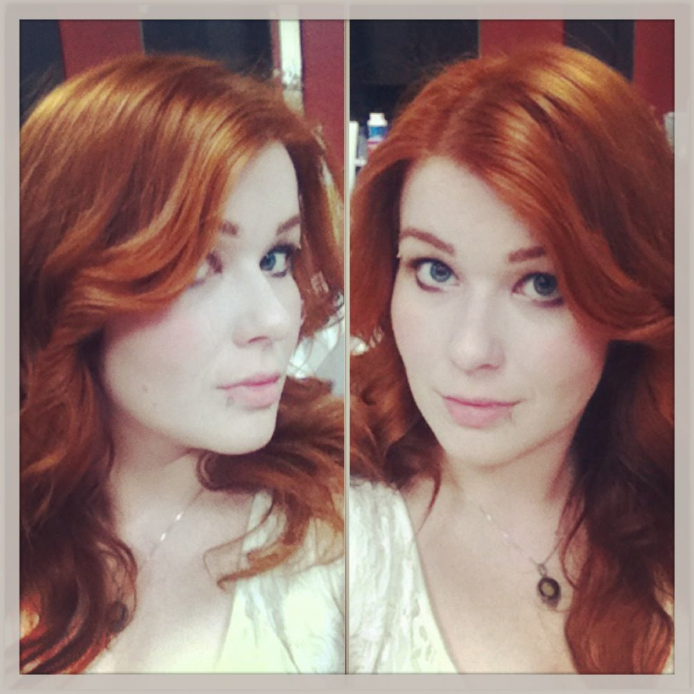 Ginger Hair Wella Hair Color Is The Most Versatile Color Line A