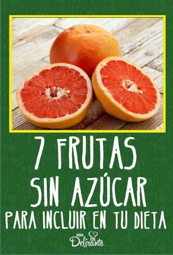 diabetes frutas bajas en carbohidratos
